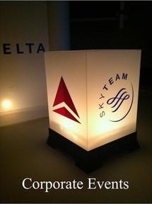 Custom Luminaries Corporate - Sky Team