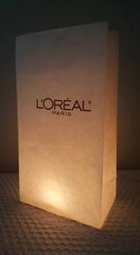 Custom Luminary Bag - Loreal