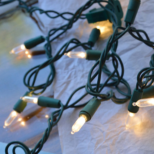 Electric String Light - Clear 2-100L