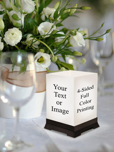 Custom Tabletop Centerpiece