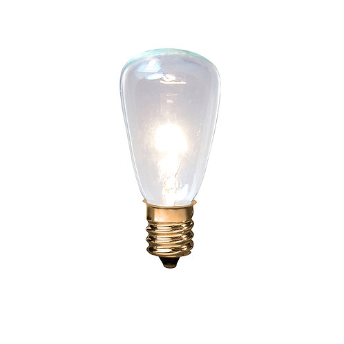 Bulbs - ST35 Edison Clear 25ct
