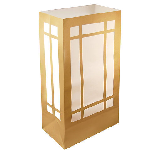Luminaria Paper Bag - Lantern 100ct