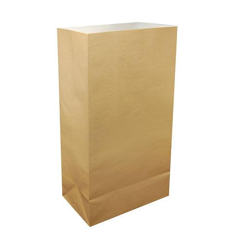 Luminaria Paper Bag  - Tan 24ct