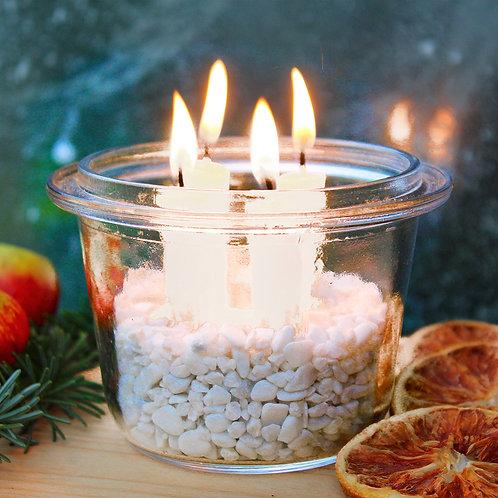 Luminaria Wax Candles 8HR 200ct