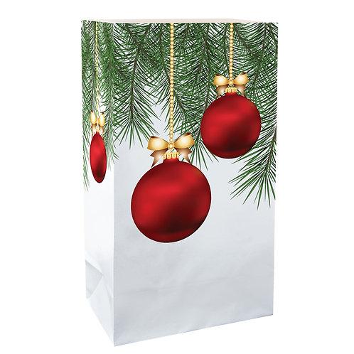 Luminaria Bags – Christmas Ornament 24ct