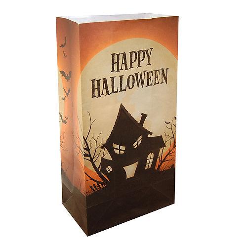 Halloween Luminary Bags -  24ct
