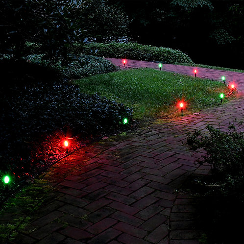 Electric Pathway Kit - Red & Green 10L