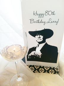 Larry Hagman 80th Birthday
