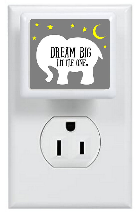 Dream Big Little One Night Light
