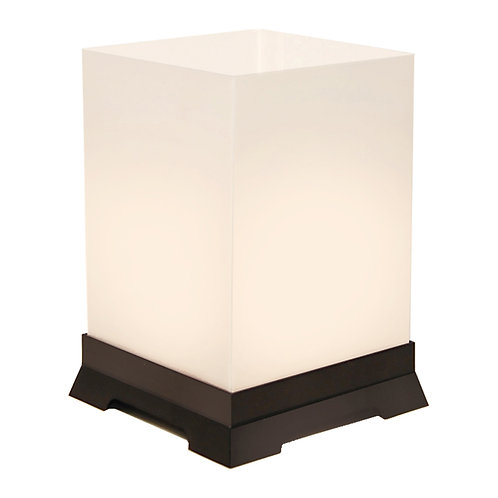 TableTop Lantern with Black Base 12ct