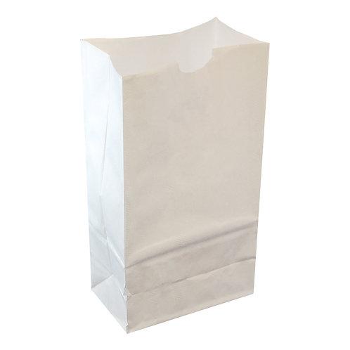 500 White Economy Luminaria Bags