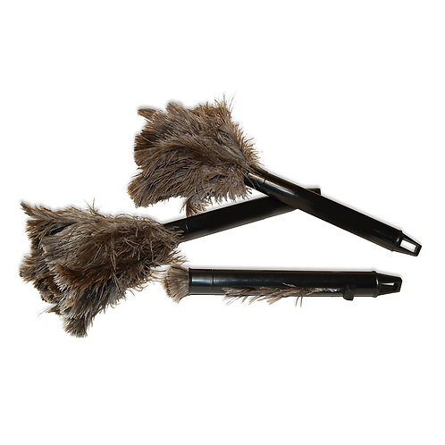 Feather Duster Retractable � Black 3ct