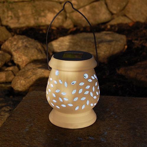Ceramic Solar Light with Handle