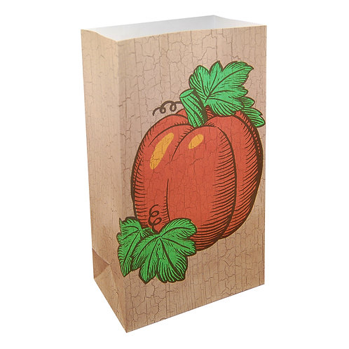 Harvest Luminary Paper Bags - 24ct