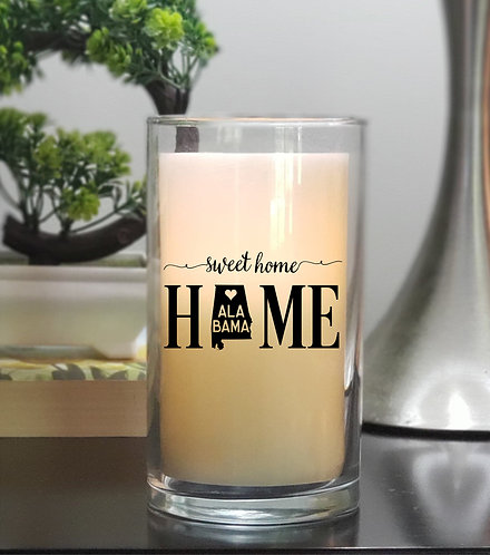 "Sweet Home Alabama - 6"" Cylinder"