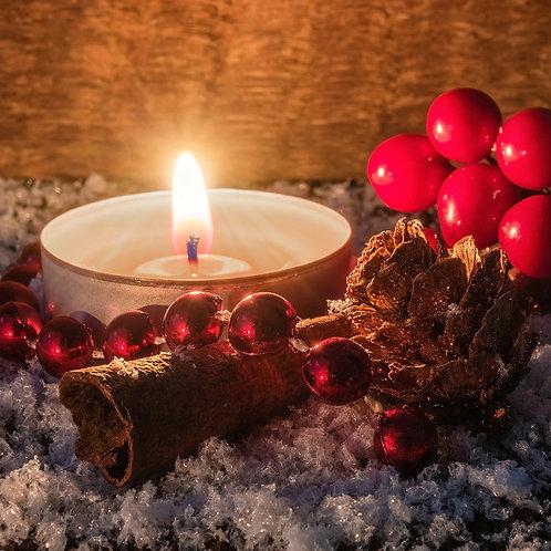 Tealight Wax Candles 4HR 100ct