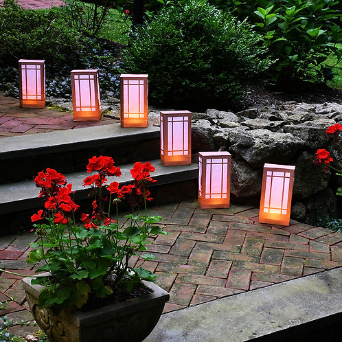 Luminary Paper Bags - Lantern 24ct