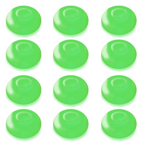 Battery LED Floating Blimp Lights - Green 12L