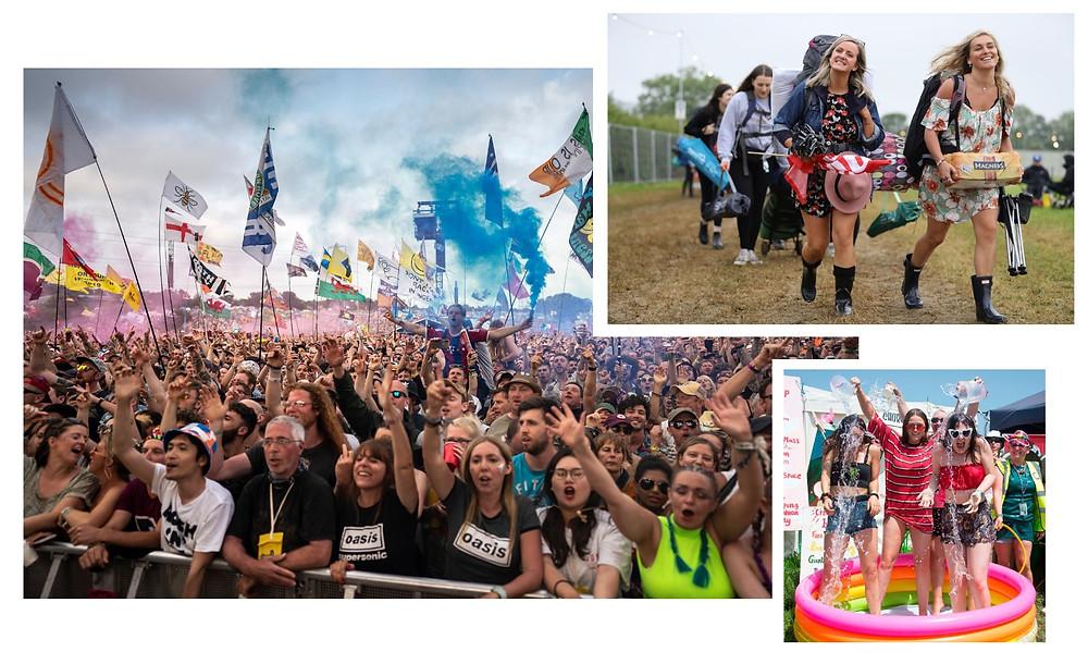 Images courtesy of Getty Images, Glastonbury 2019