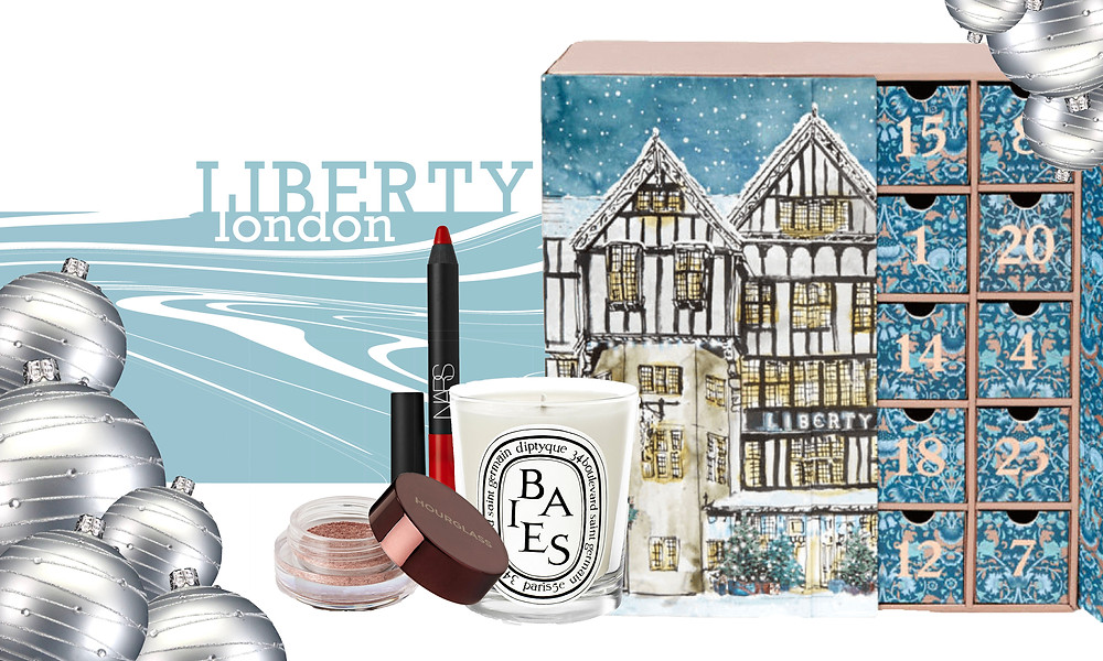 Liberty London 2020 Advent Calendar