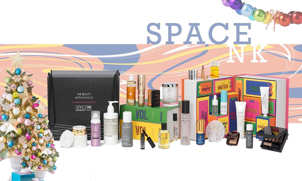 Space NK 2020 Advent Calendar