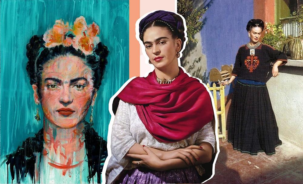 Frida Kahlo, Courtesy of ArtSnug