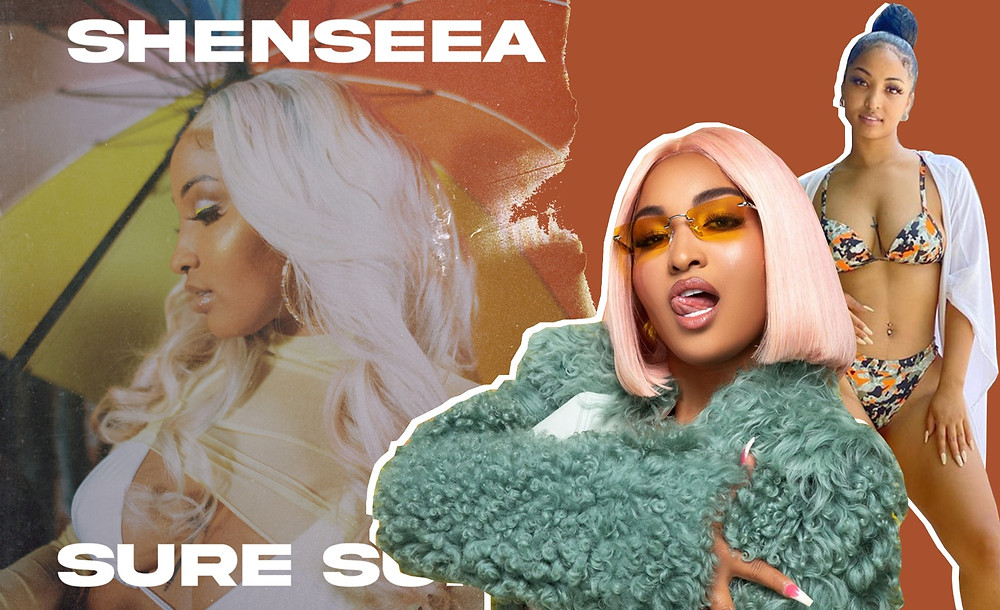 Shenseea images via @shenseea on Instagram