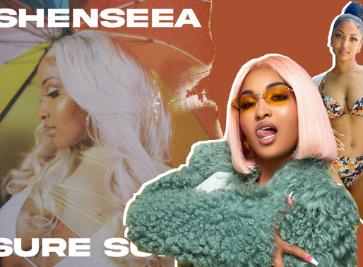 Shenseea is 'Sure Sure' Hotting Up The Music Scene in Her Latest Track