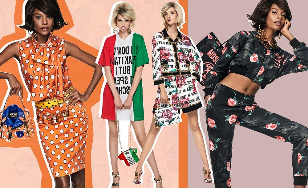 Vogue. Moschino Resort 2021 Collection