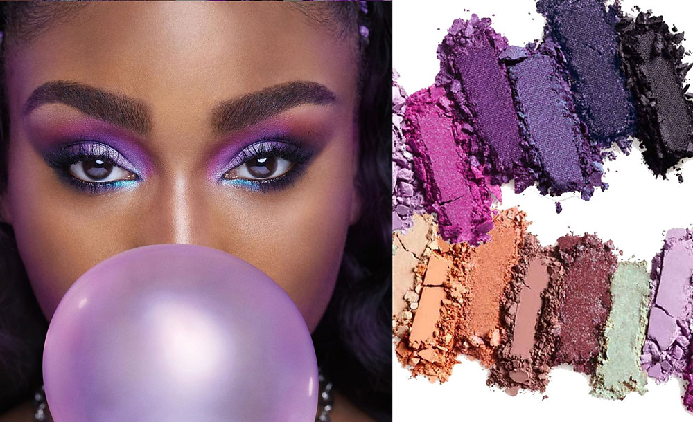 Normani from Urban Decay Instagram and Urban Decay website