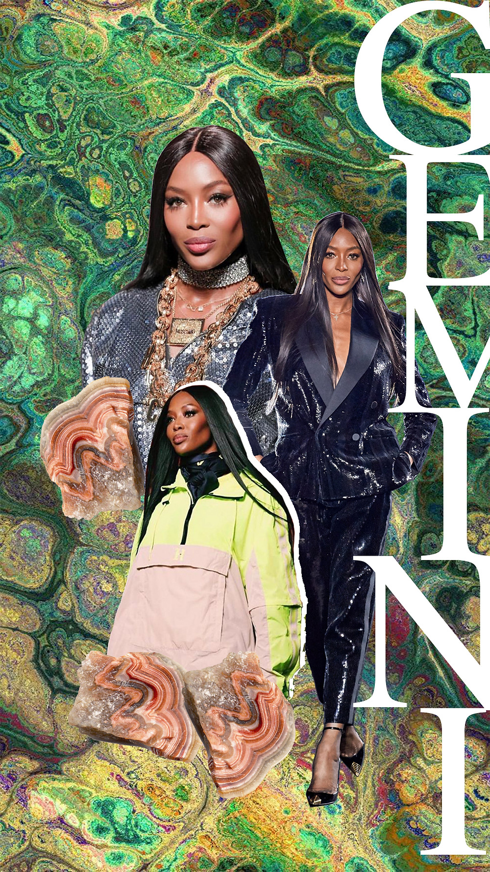 Naomi Campbell images via IMAXTREE/Daniele Oberrauch
