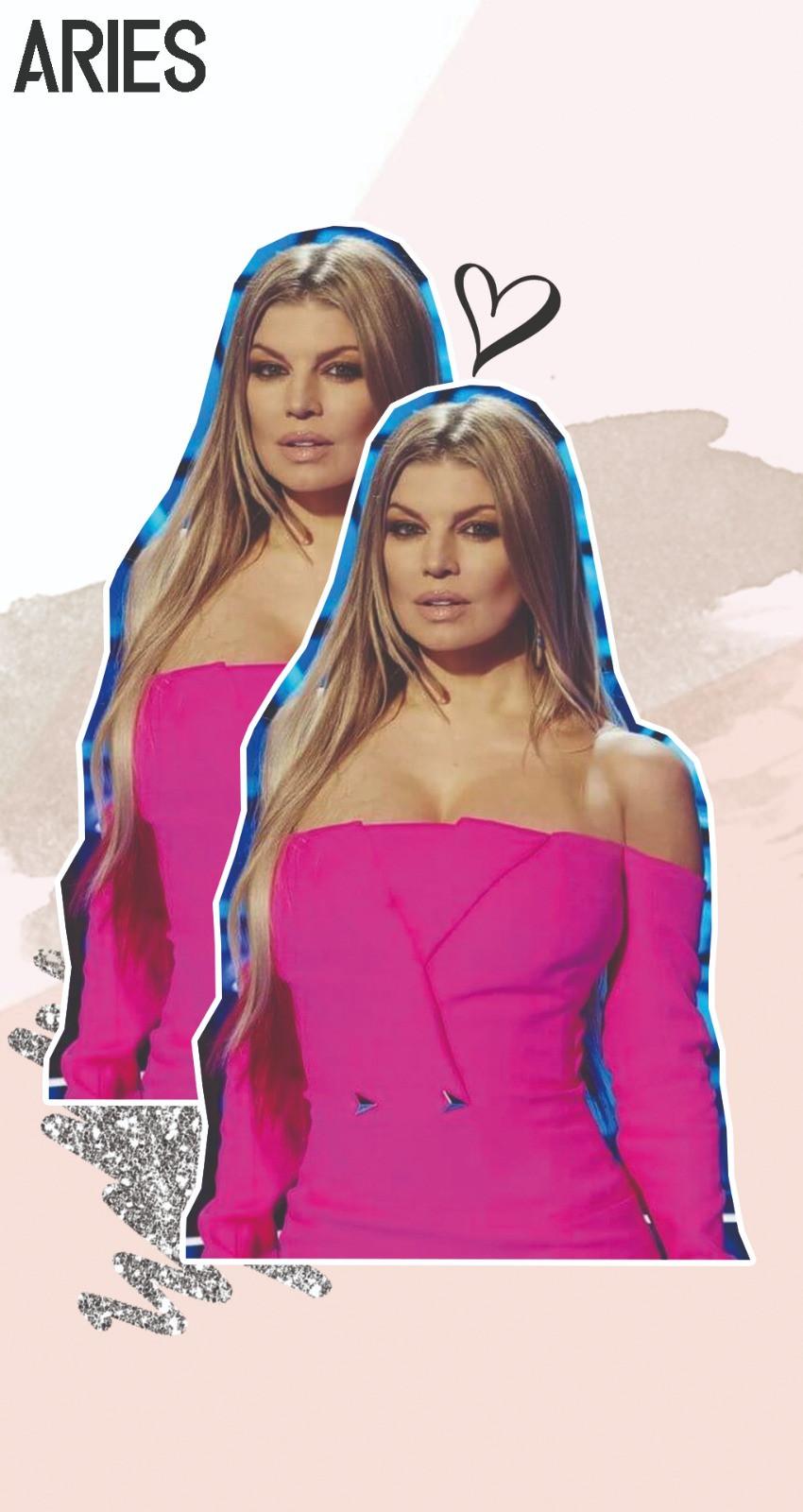 Fergie image via Getty