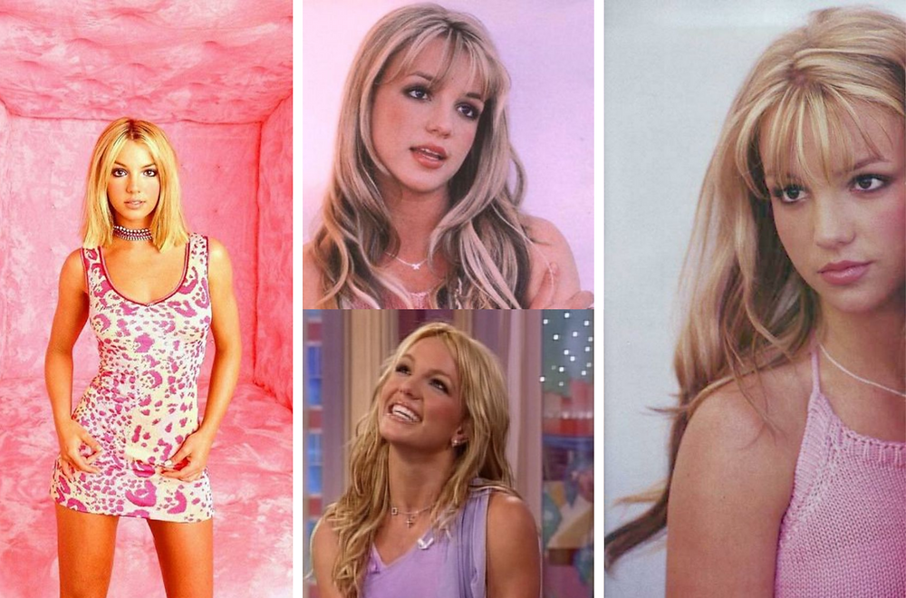 Britney Spears, Images Courtesy of Pinterest