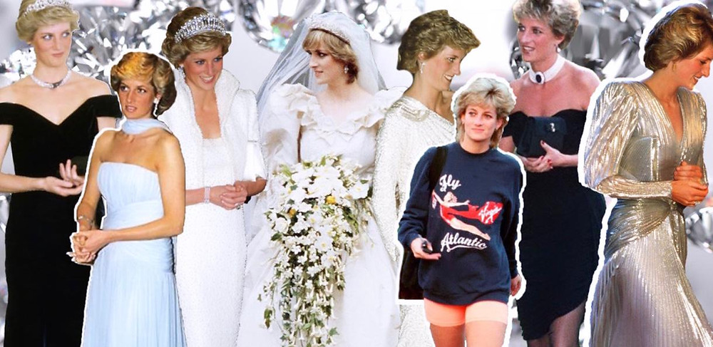 Princess Diana, Courtesy of Getty Images