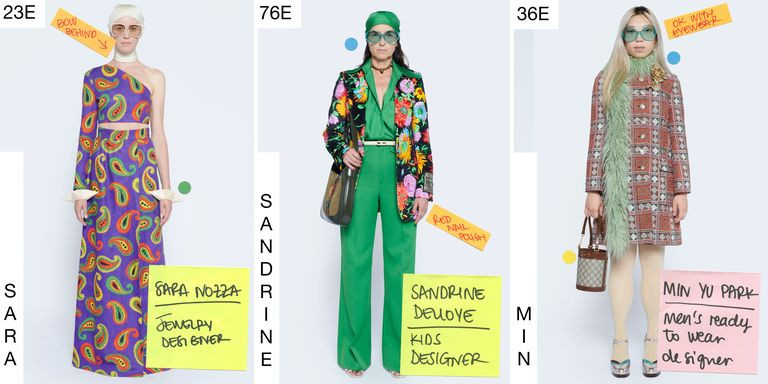Gucci Spring/Summer 2021 Collection