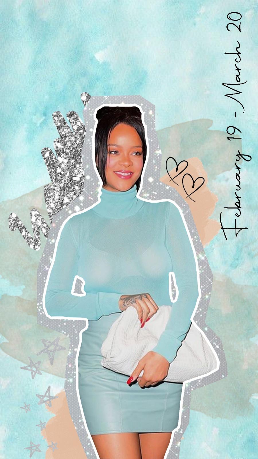 Rihanna image via @badgalriri on Instagram