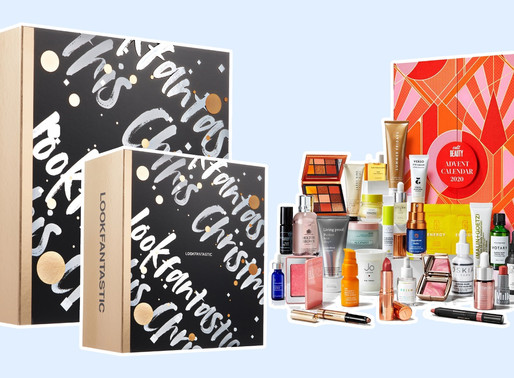 It's Never too Early to Shop for 2020's Beauty Advent Calendars