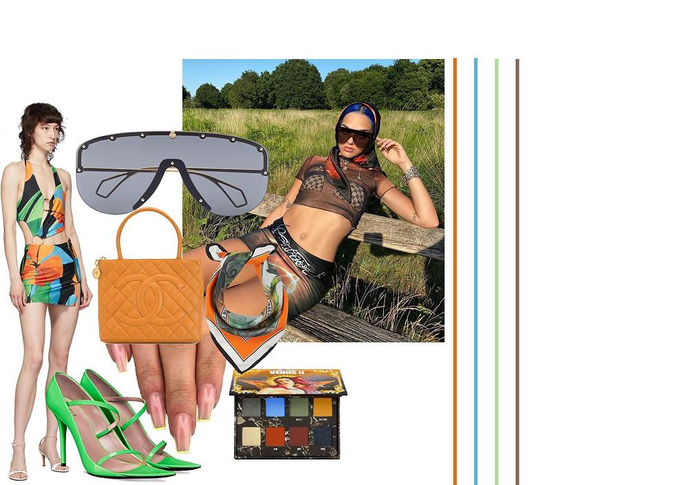 Y/Project, Louisa Ballou, Fenty, Chanel, Burberry,