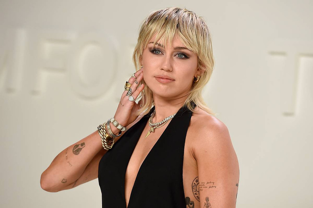 Miley Cyrus image via AP