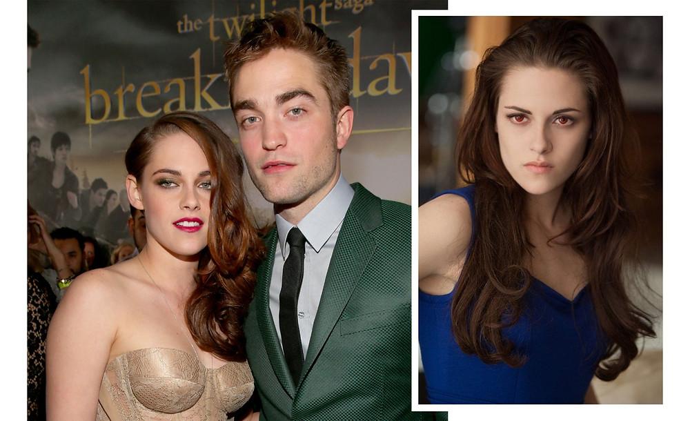 Kristen Stewart, Twilight Saga, Robert Pattinson by Jeff Vespa