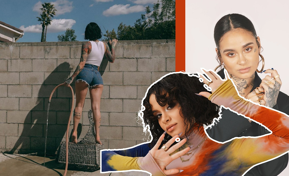 Kehlani courtesy of NME, Complex, The Guardian