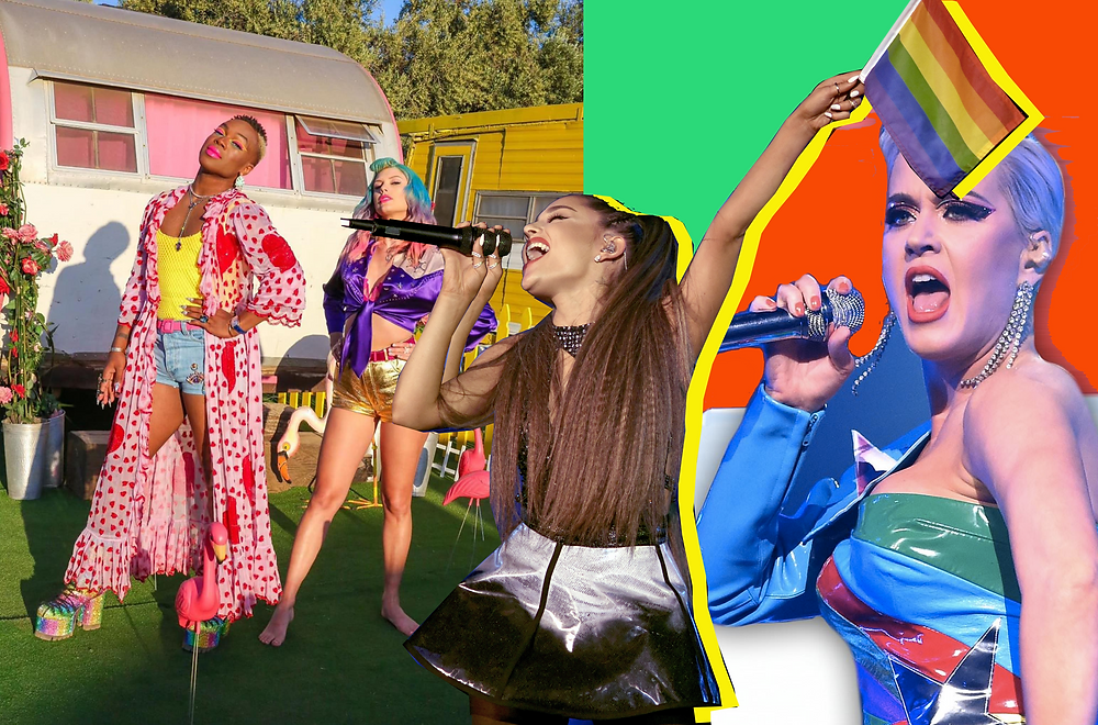Kevin Winter/Getty Images, You Need to Calm Down Music Video, Ariana Grande, Katy Perry, Taylor Swift, Todrick Hall