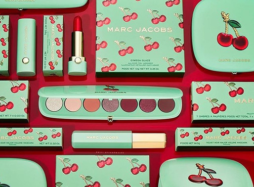 Marc Jacobs 'Very Merry Cherry Collection' Shows Us That It's Never Too Early For Christmas