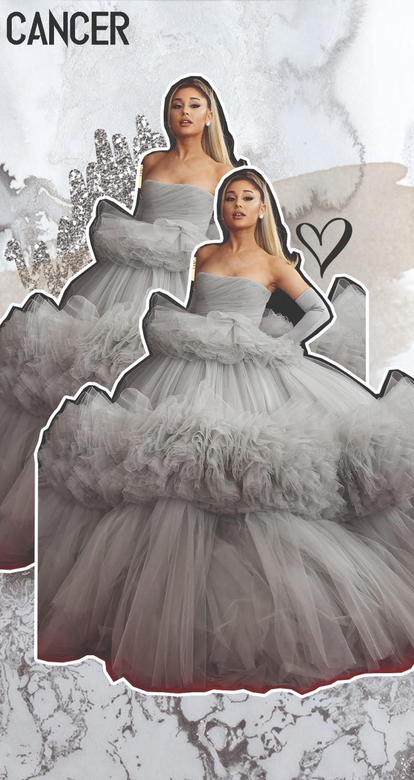 Ariana Grande image via Frazer Harrison/Getty Images