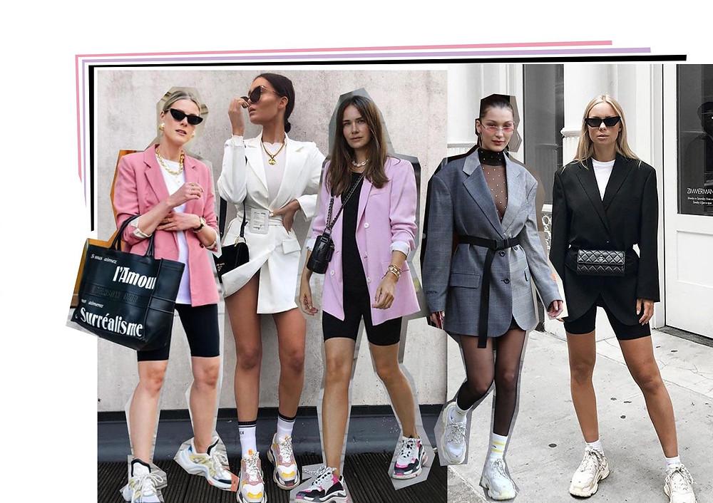Sofie Valkier, Alicia Roddy, Caroline Blomst, Victoria Tornegren, Bella Hadid/WhereToGet