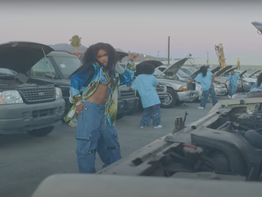 SZA  ́Hits different ́ in Her New Single ft Ty Dolla $ign and Jacob Collier
