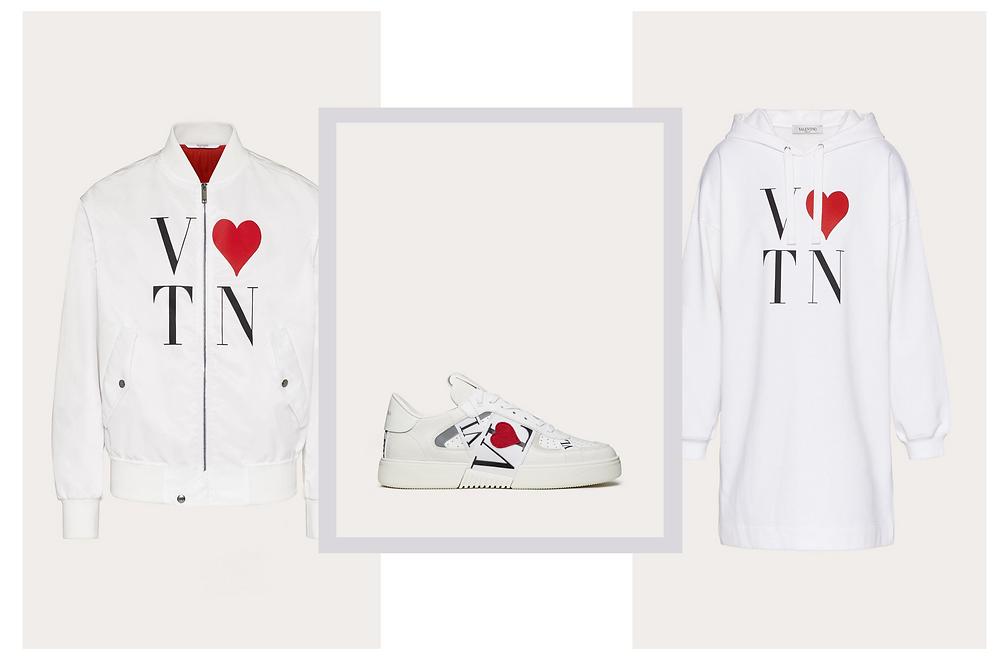 Valentino VLoveTN Capsule Collection