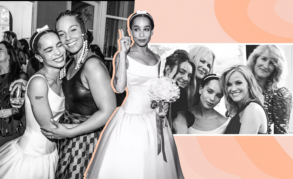 Zoe Kravitz, Shaliene Woodly, Nicole Kidman, Reese Witherspoon,