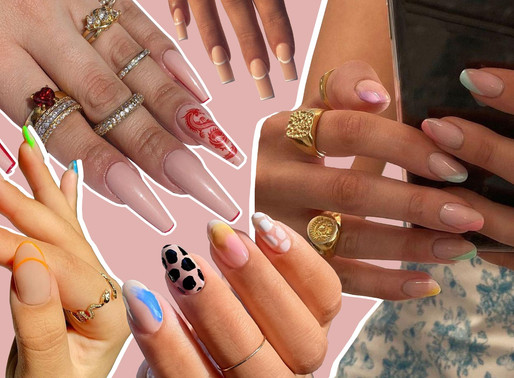5 Nail Trends You Need to Screenshot for Your Next Mani Appointment