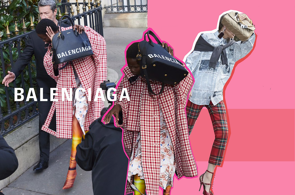 Images from Official Balenciaga